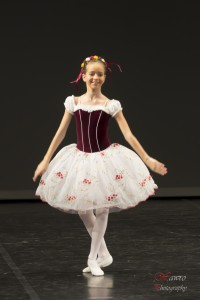 La fille mal gardee-IV miejsce w kategorii balet solo 11-12 lat